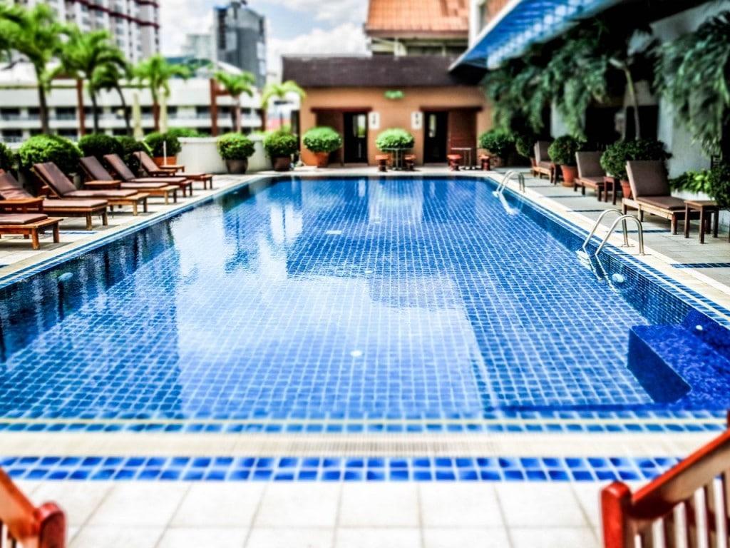 Photo de piscine