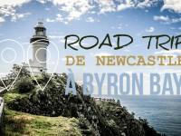 De Newcastle à Byron Bay