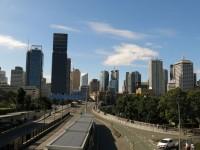 Un mois d'helpx à Brisbane et changement de plans