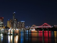 Brisbane capitale du Queensland