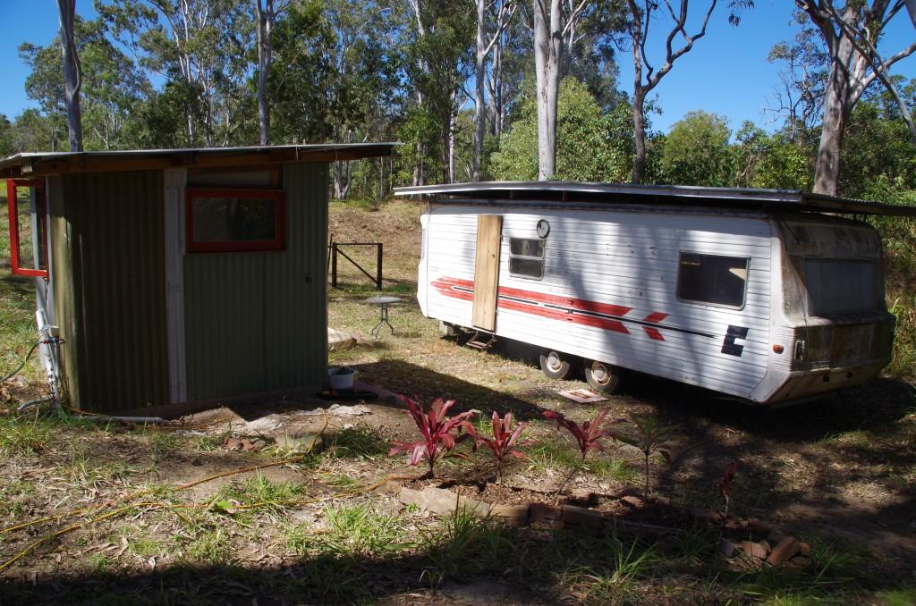 Mission Helpx Renover Une Caravane