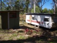 Mission Helpx : rénover une caravane!