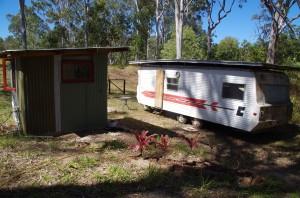 rénovation caravane