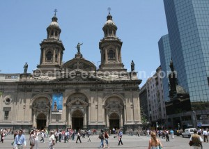 Catedral Metropolitana, Santiago, Chili