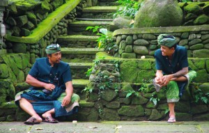Nouvelles sensations à Ubud
