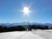 Les bonnes raisons de partir ce week end à la montagne
