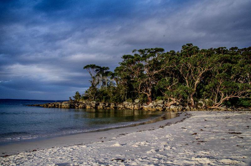 Plage Jervis Bay