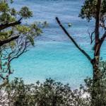 Eau cristalline de Jervis Bay