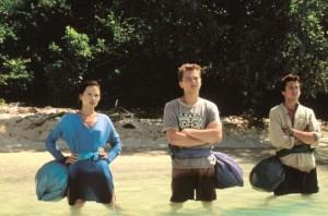 Film voyage : la plage