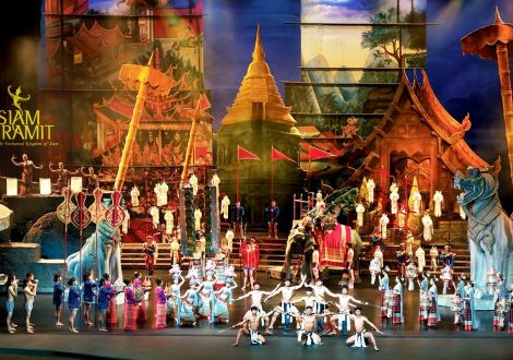 spectacle siam Niramit