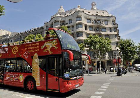 Citytour de Barcelone