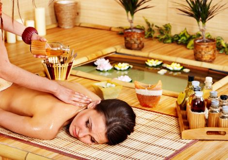 Visite de Bangkok et Massage Thai