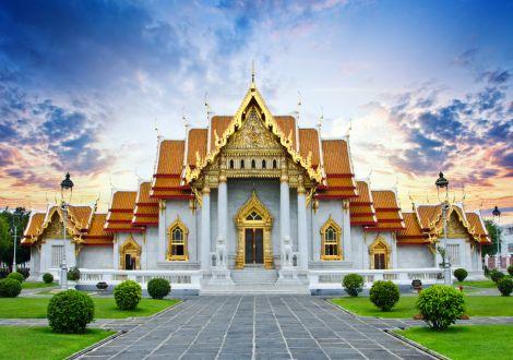 Les plus beaux temples de Bangkok