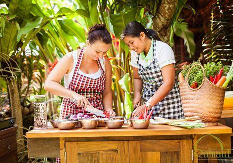 cuisine à bali