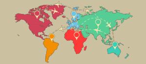 Guide de voyage par destination