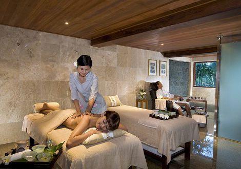 Massage à bali