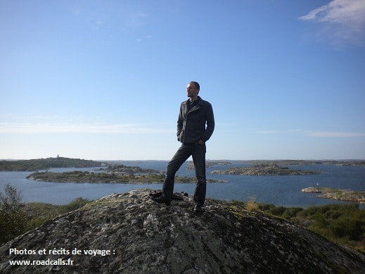 Jérémy en Suède