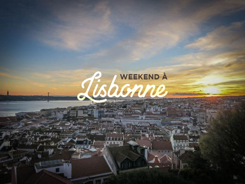 weekend Lisbonne blog