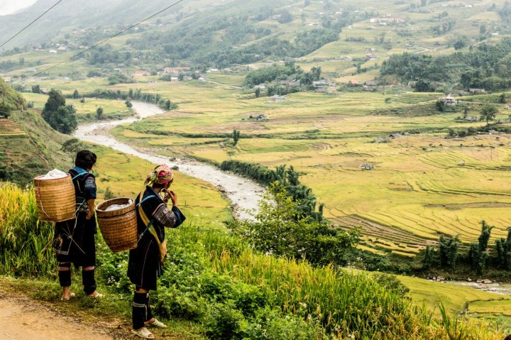 Itinéraire de deux semaines dans le nord du Vietnam