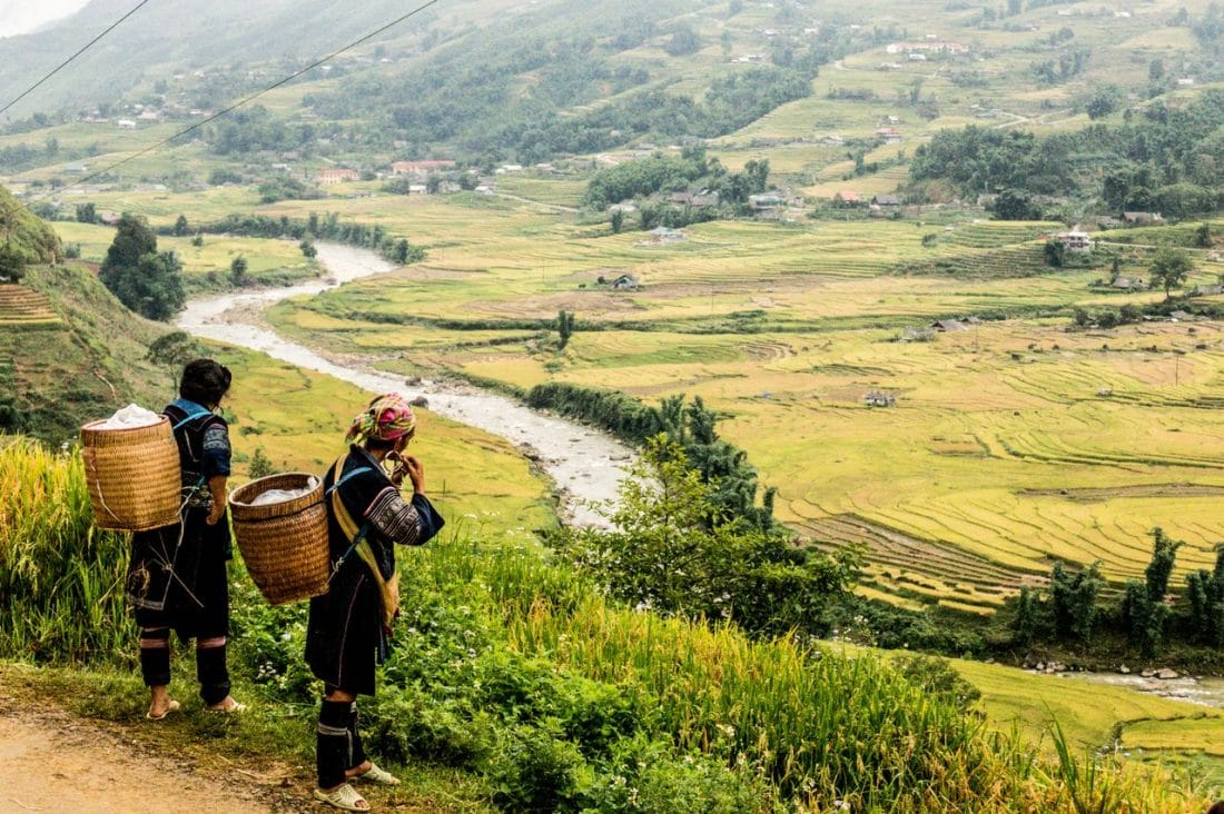 Itinéraires nord du Vietnam