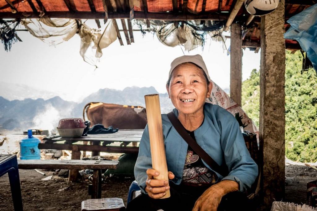 Vallée de Mai Chau-Village Van (Thaï blancs) (34)