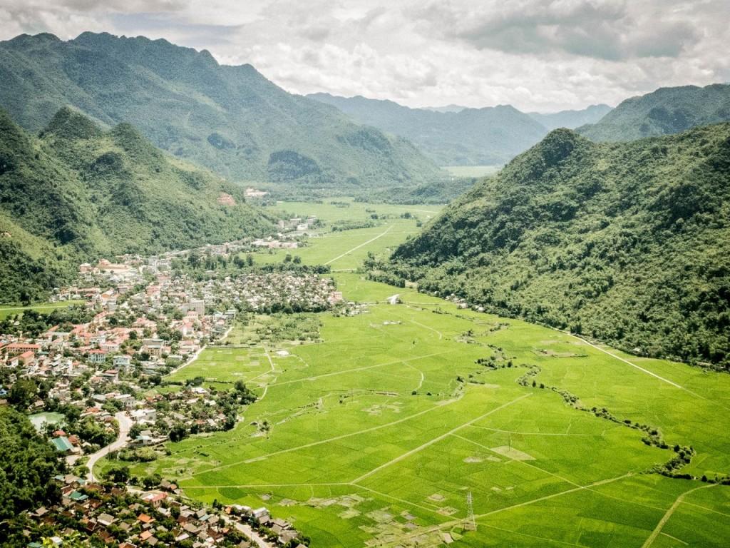 Vallée de Mai Chau-Village Van (Thaï blancs) (81)