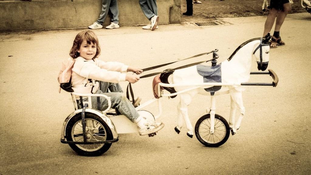 Annecy : Souvenir d'enfance
