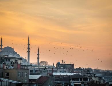 Découverte d'Istanbul en 4 facettes