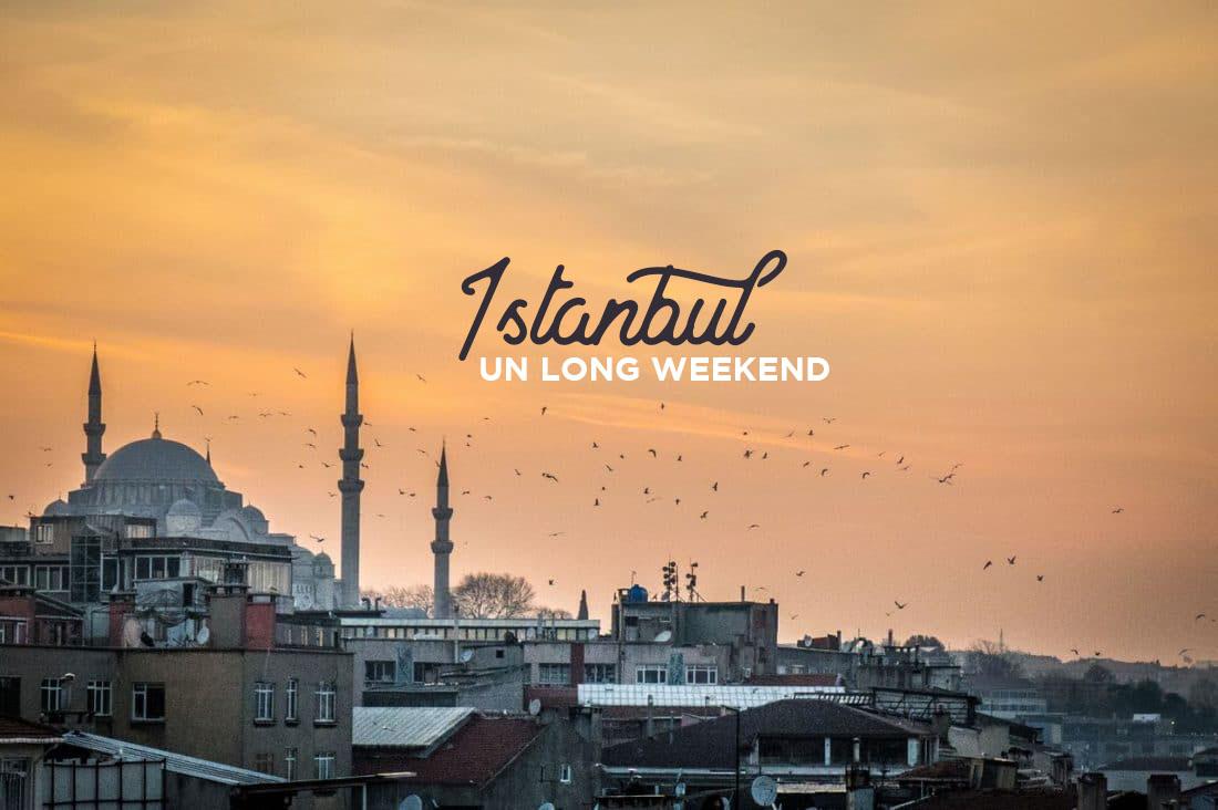 weekend Istanbul blog