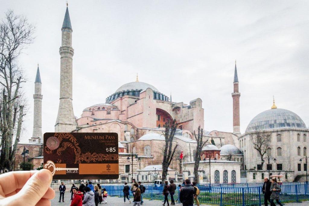 Sainte-Sophie Hagia Sophia Museum