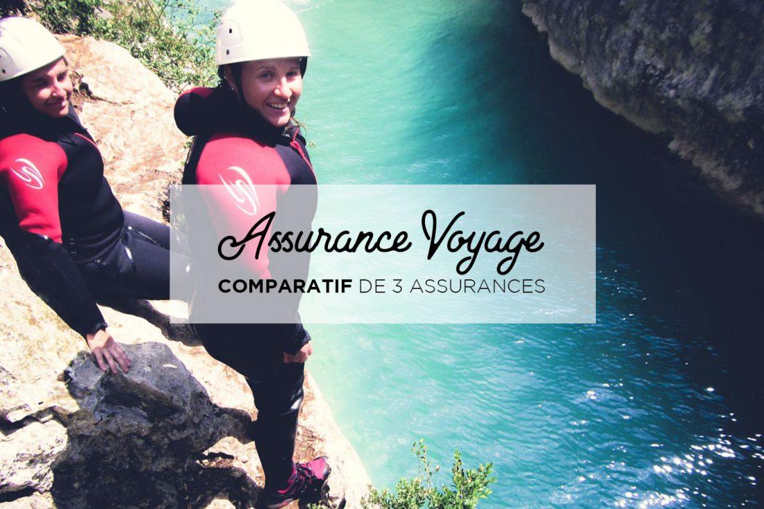 assurance voyage comparatif