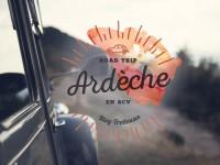 L'Ardèche en 2 CV