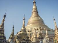 2 jours à Yangon,  point de départ de notre voyage en Birmanie