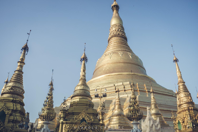 Visiter Yangon