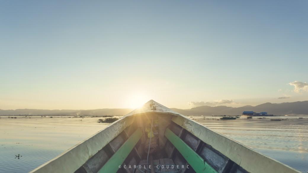 Le Lac Inle : ses pêcheurs, ses jardins flottants, ses artisans…