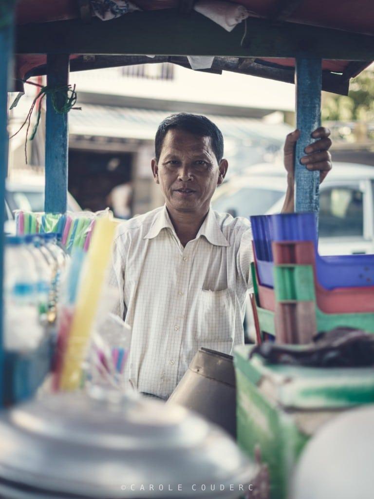 Manger à Mandalay