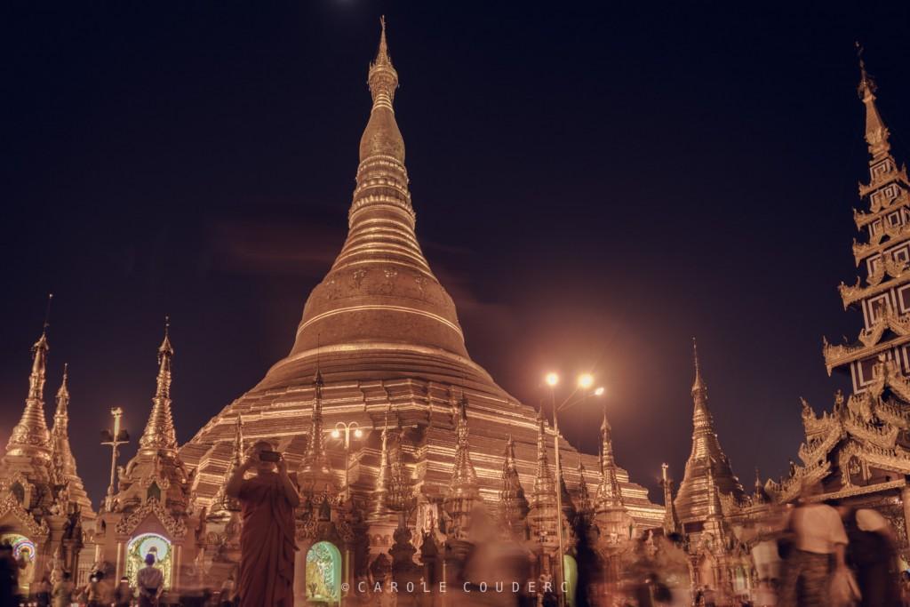 Yangon pagode