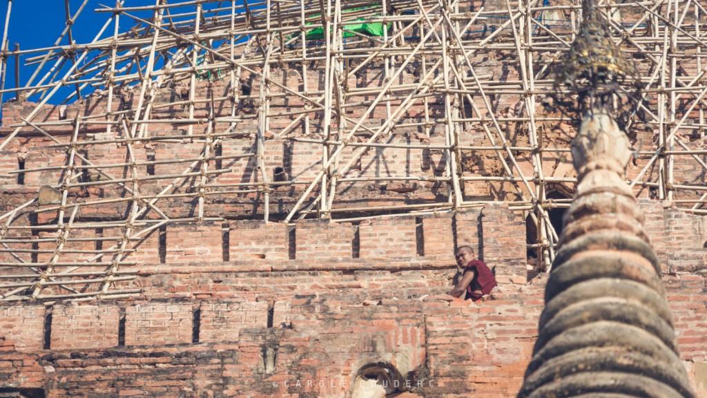 Visiter Bagan