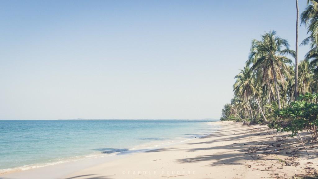 Chaungtha beach Birmanie