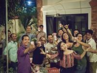 Siem Reap : meilleur jour de l'an de notre vie
