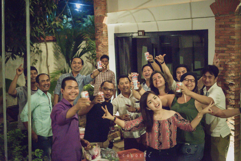 Jour de l'an à Siem Reap