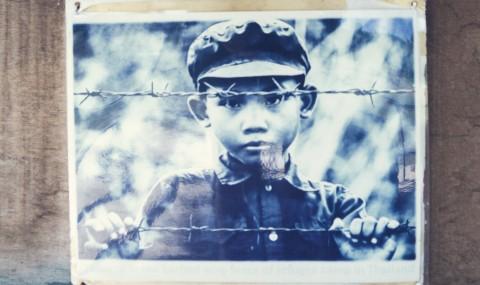 Siem Reap Musée de la Guerre, rencontre avec un Khmer rouge