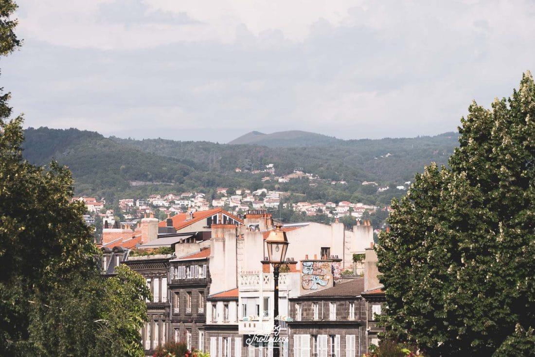 Clermont Ferrand Plque Nom De Ville