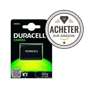 Batterie Duracell NP-FW50