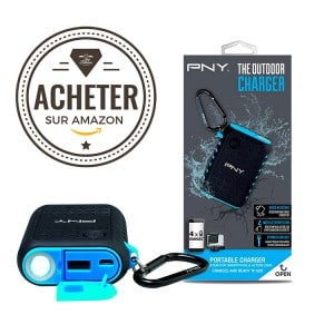 PNY Batterie externe outdoor