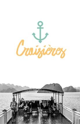 Blog de voyage Croisières