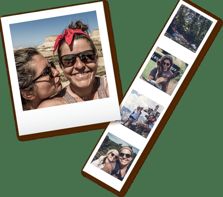 Blogueuses de voyage Carole et Marie