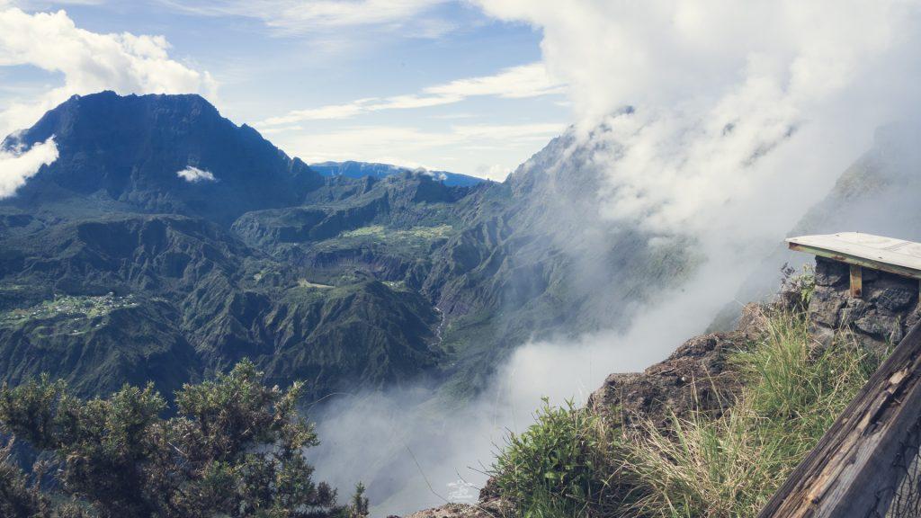Piint de vue Réunion