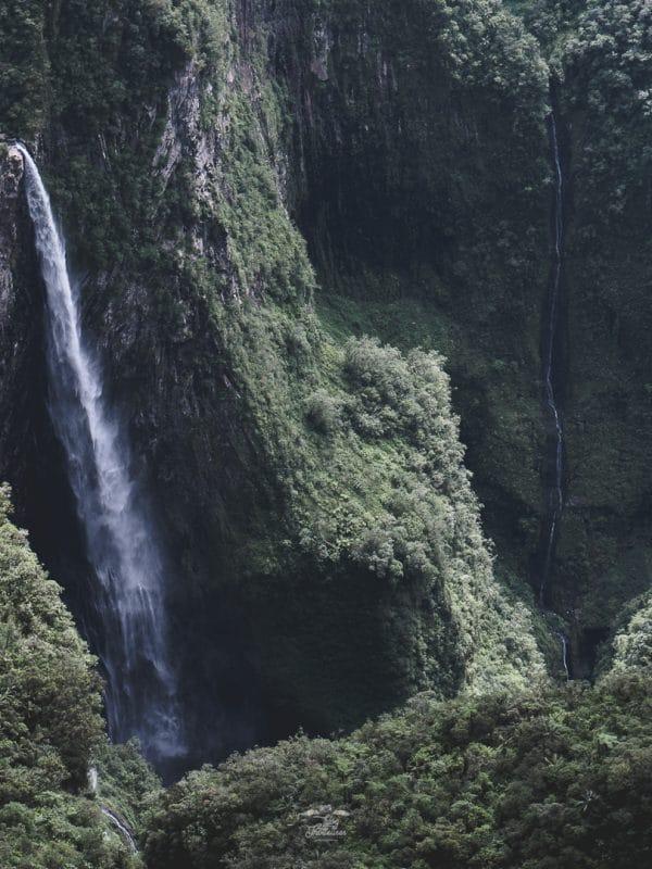Randonnée trou de fer Réunion