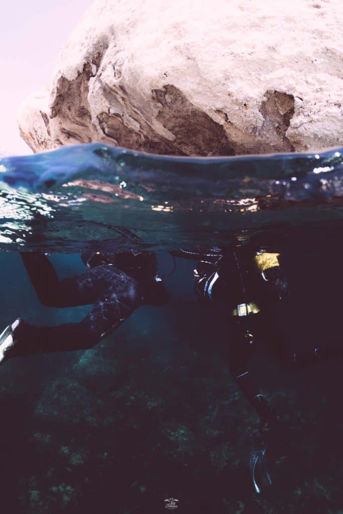 Baptême de Plongée Marseille